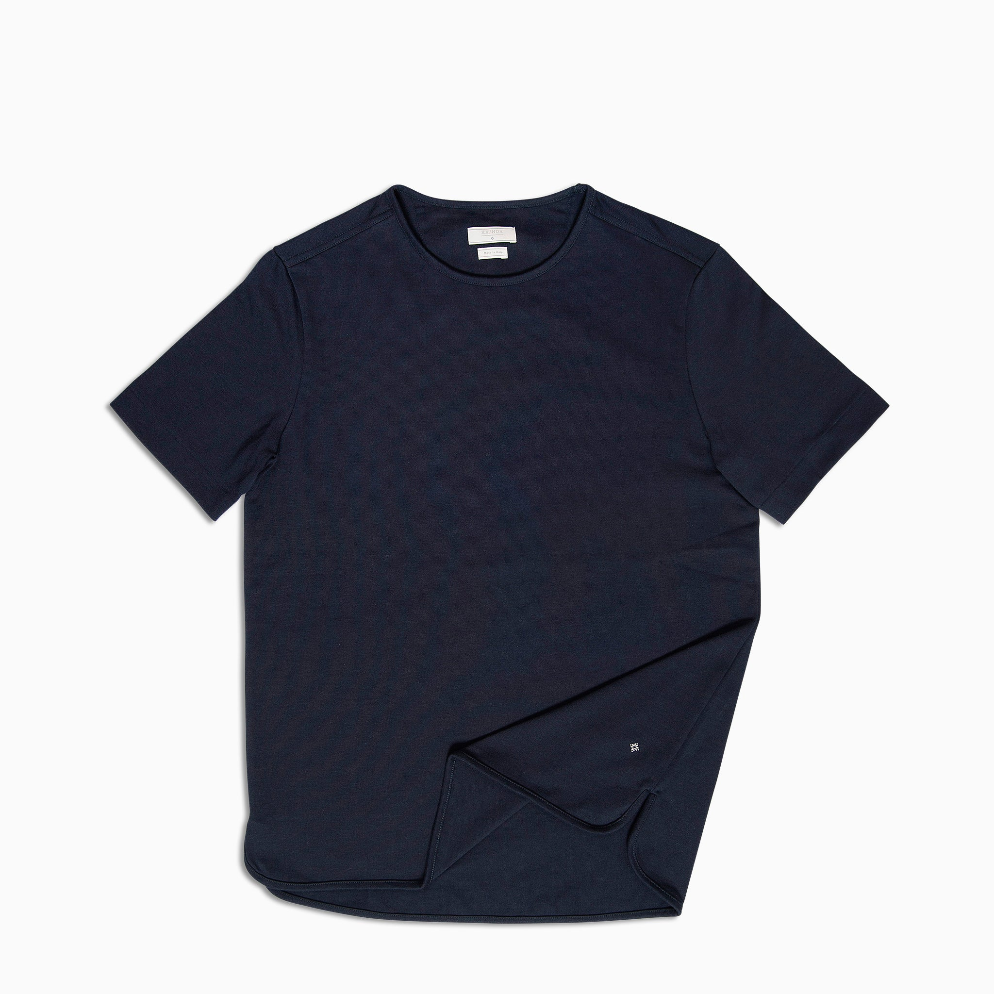 Alaric t-shirt Short Sleeves (Dark Blue)