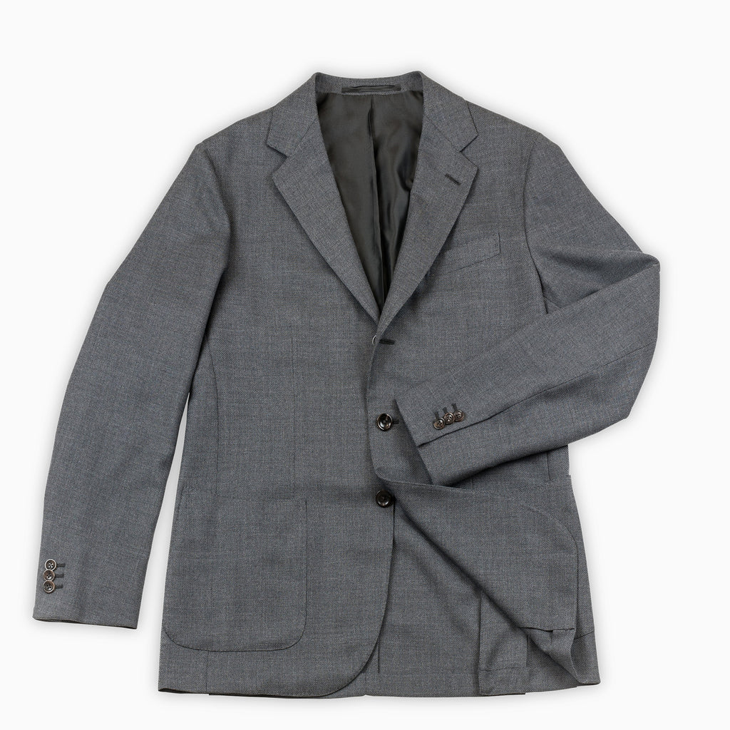 Blasi Superwool Blazer (Charcoal)