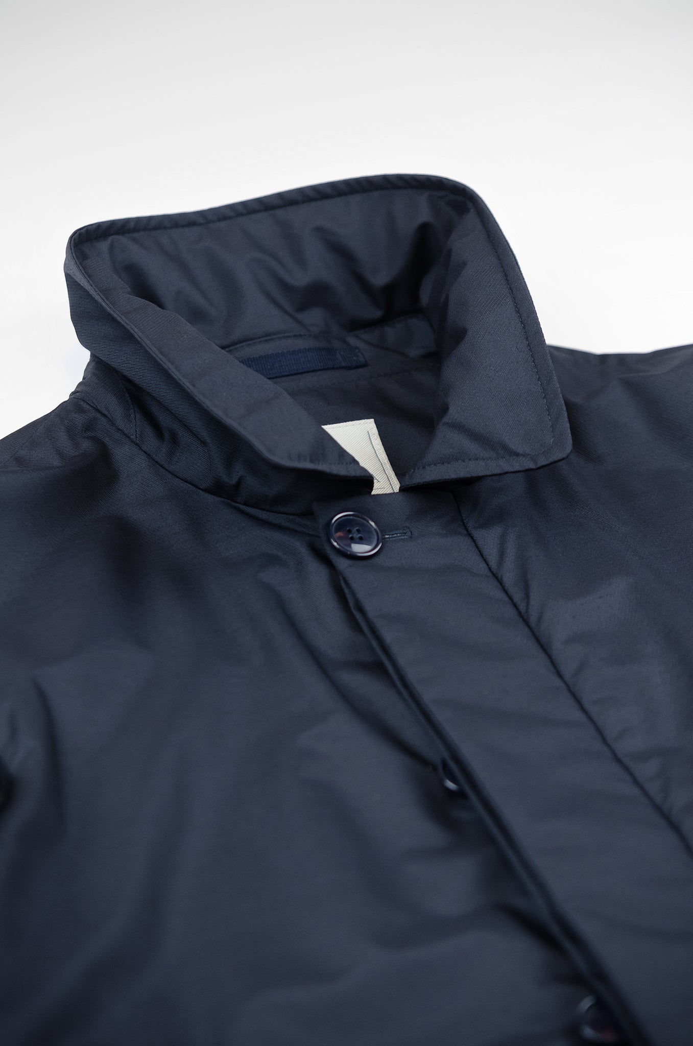 Brisse Travel Jacket Techno Wool Lam and Cashmere (dark blue)