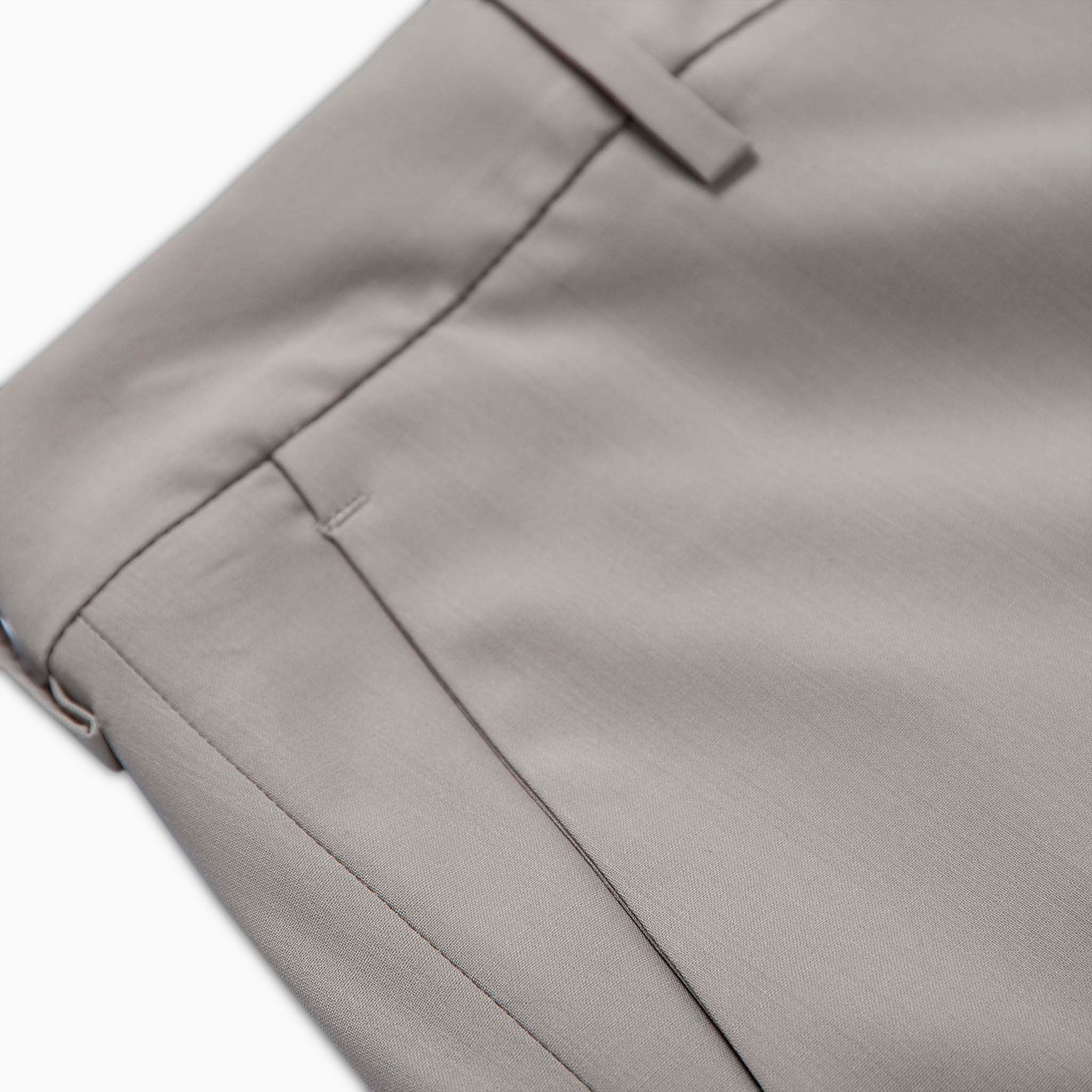Boris Chino Pants water repellent active wool (light sand)