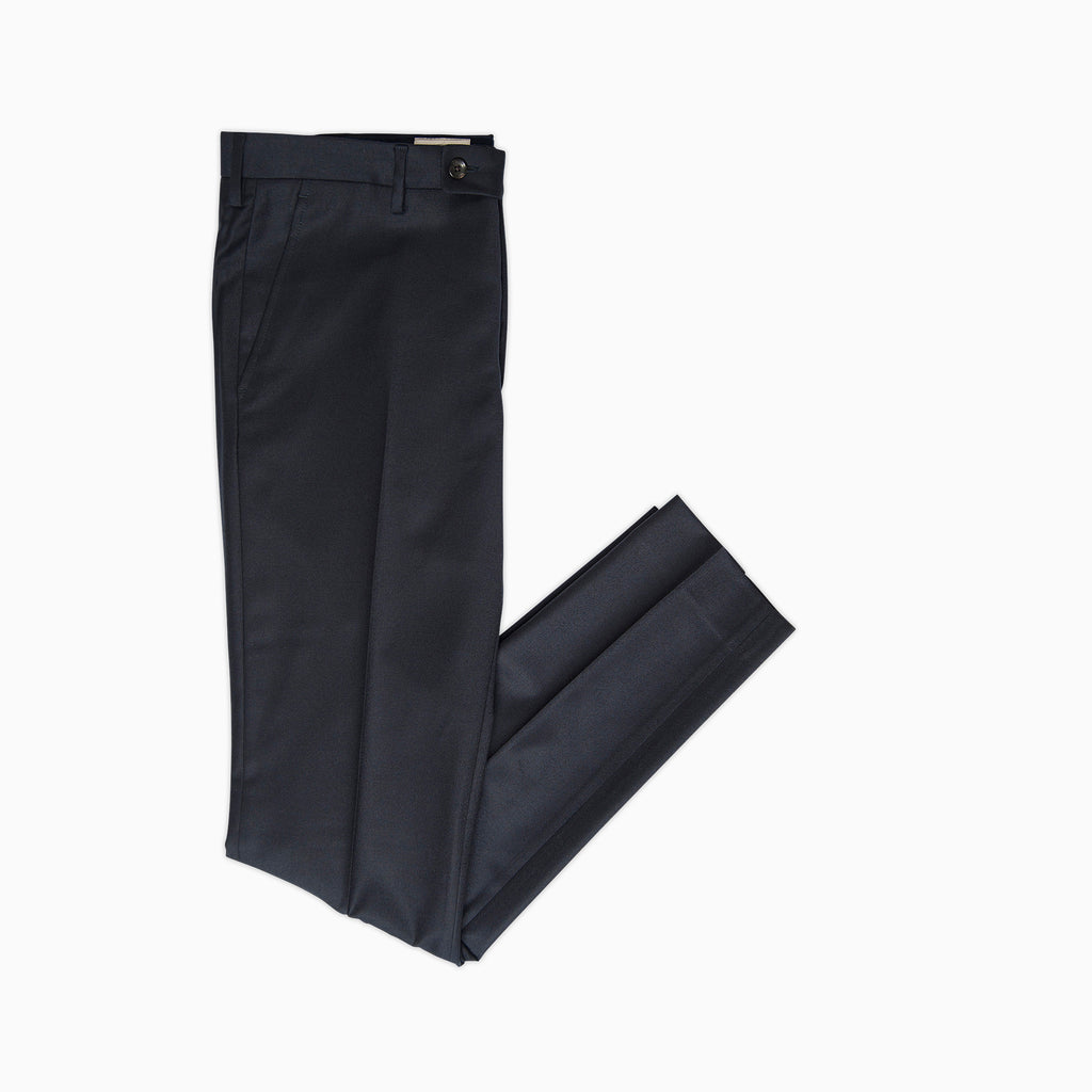 Boris Chino Pants Active Wool (dark blue)