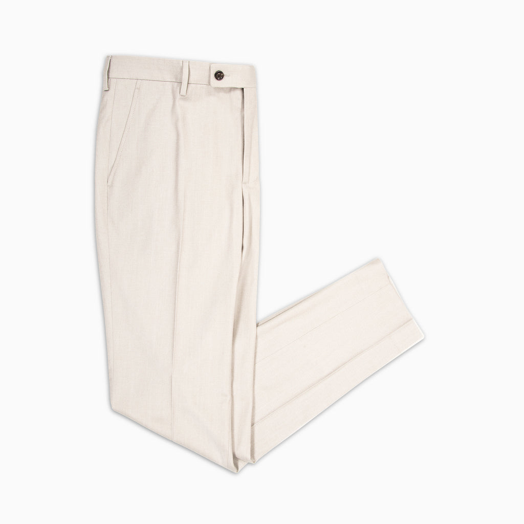Boris Chino Denim Pants Cotton and Wool Stretch (cord)