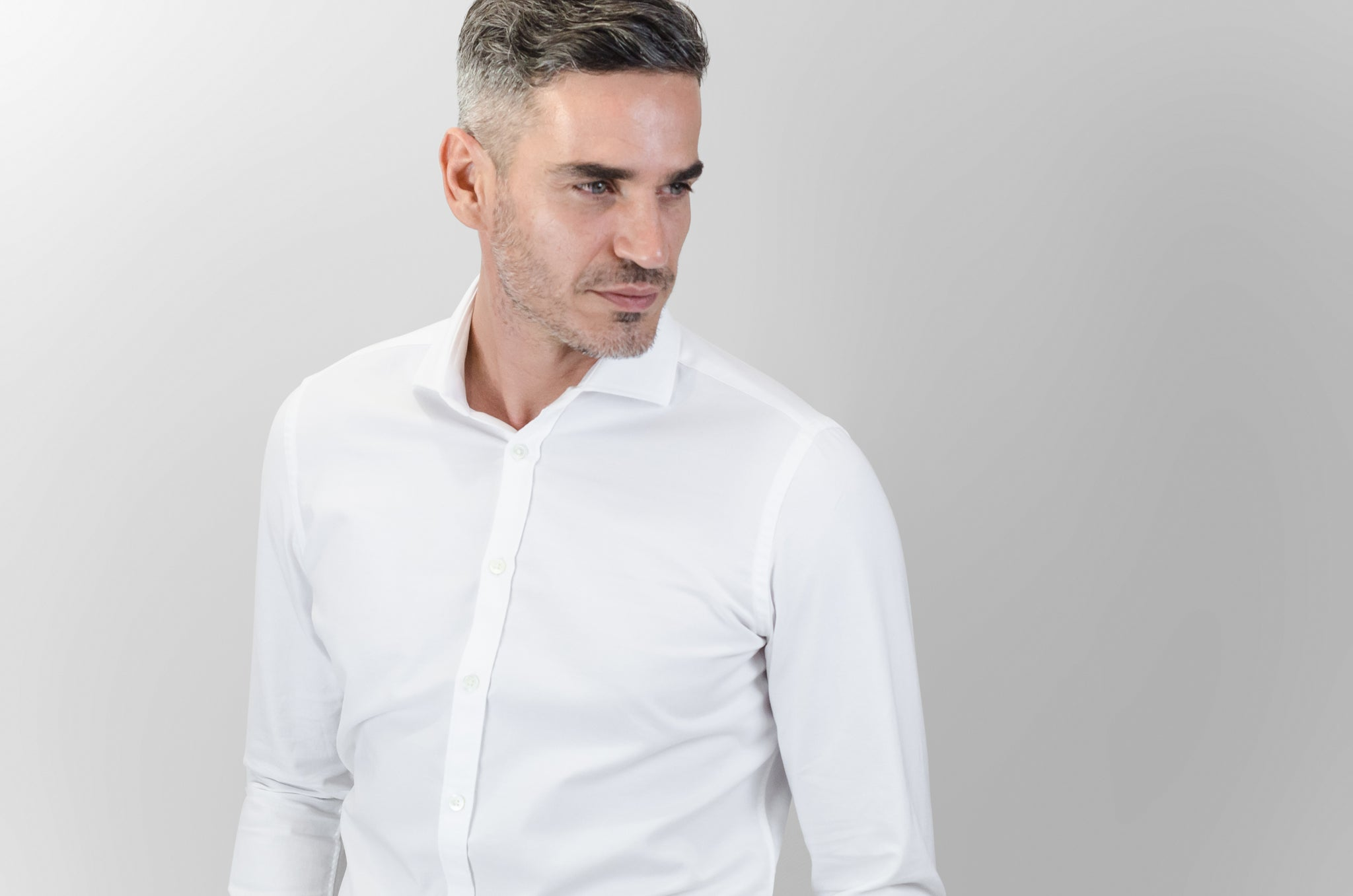 Clodoveu Oxford Shirt (white)