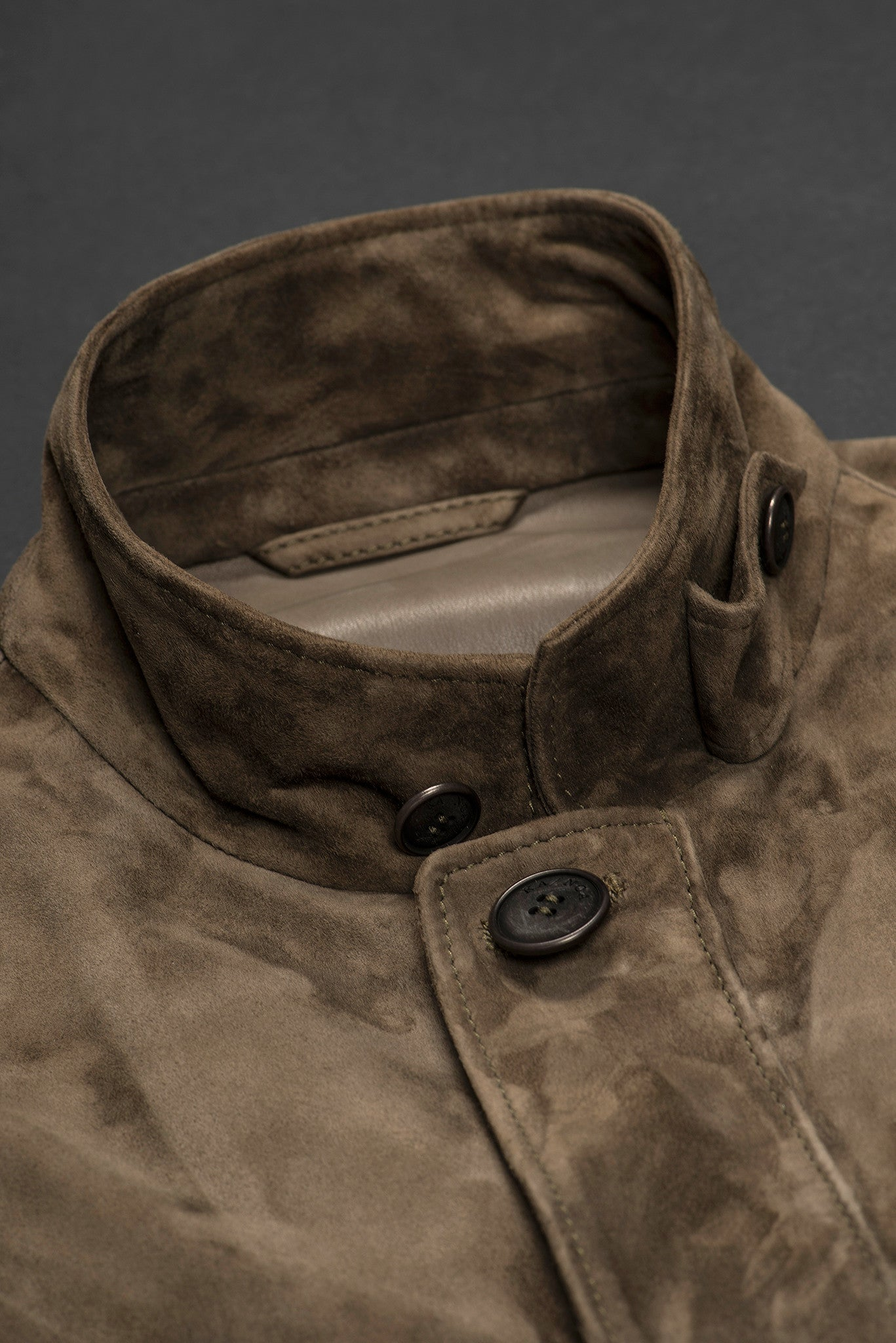 Leopold jacket shirt