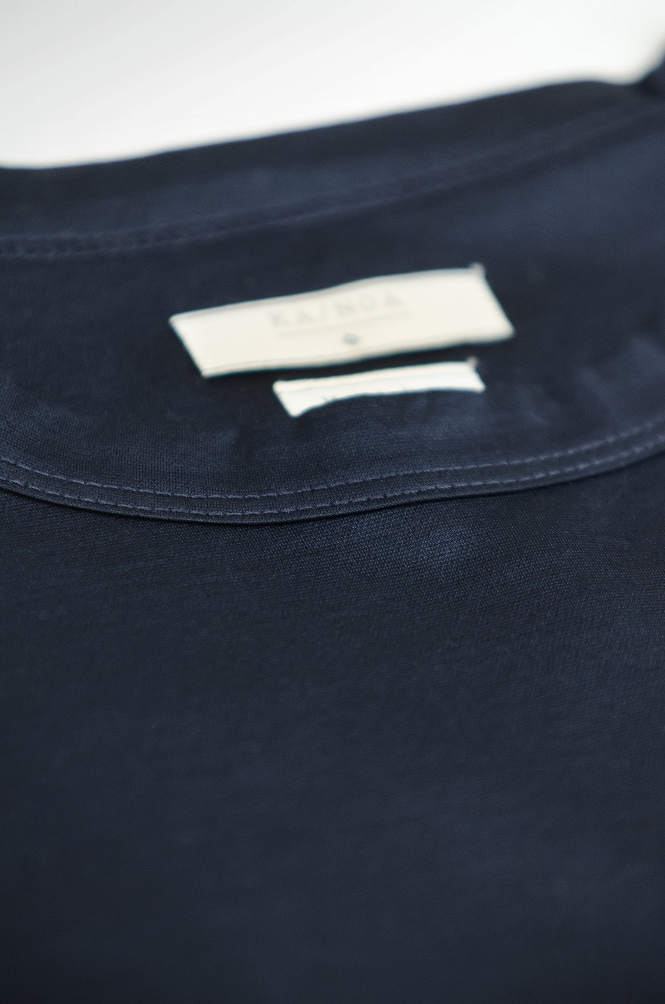 Elié Long Sleeves t-shirt (dark blue)