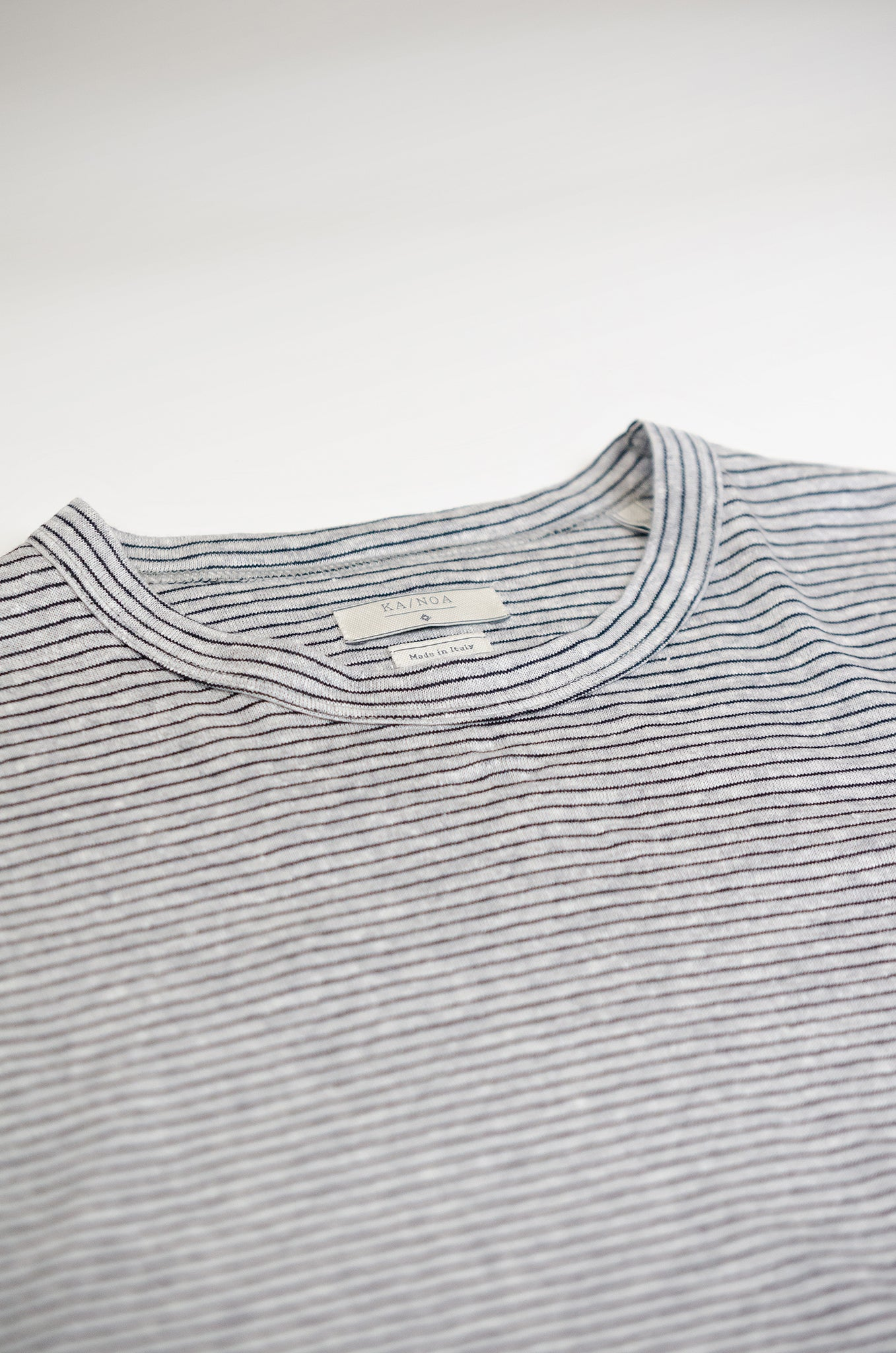 Elié Long Sleeves t-shirt (stripe jersey)