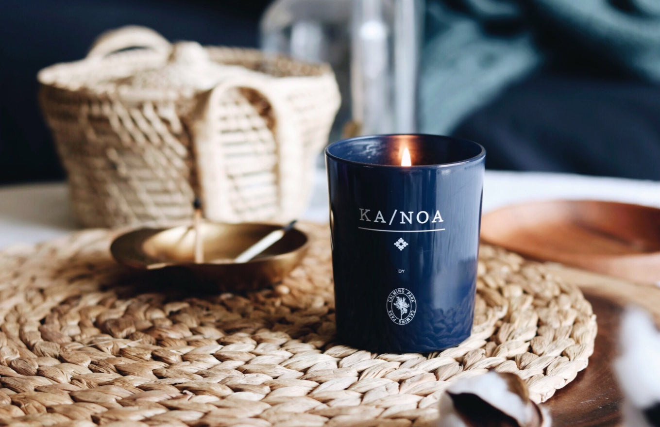 "KA/NOA Candle ""Sea Edition"" - Tribute to Montauk"