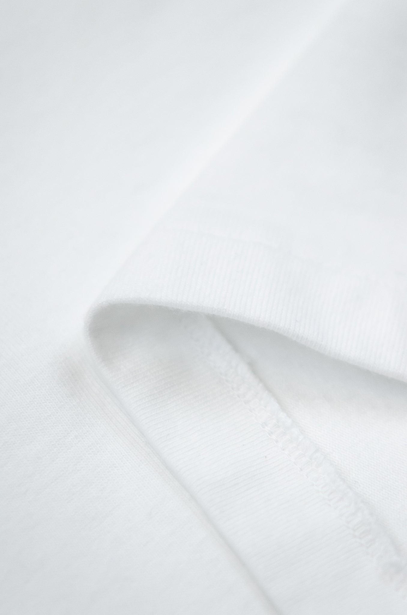 Loran short-sleeved polo in heavy-cotton jersey (natural white)