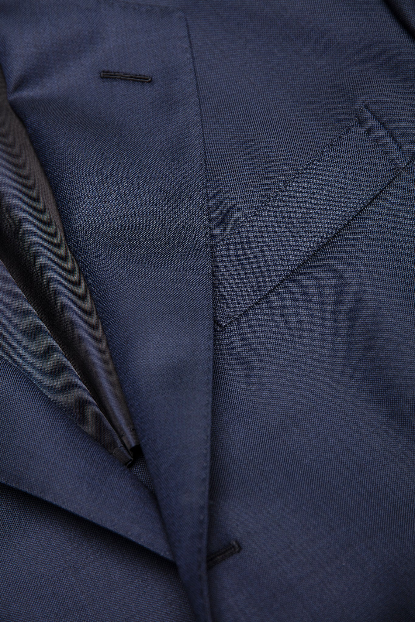 Suit Blazer and Pant in luxury wool (dark blue)