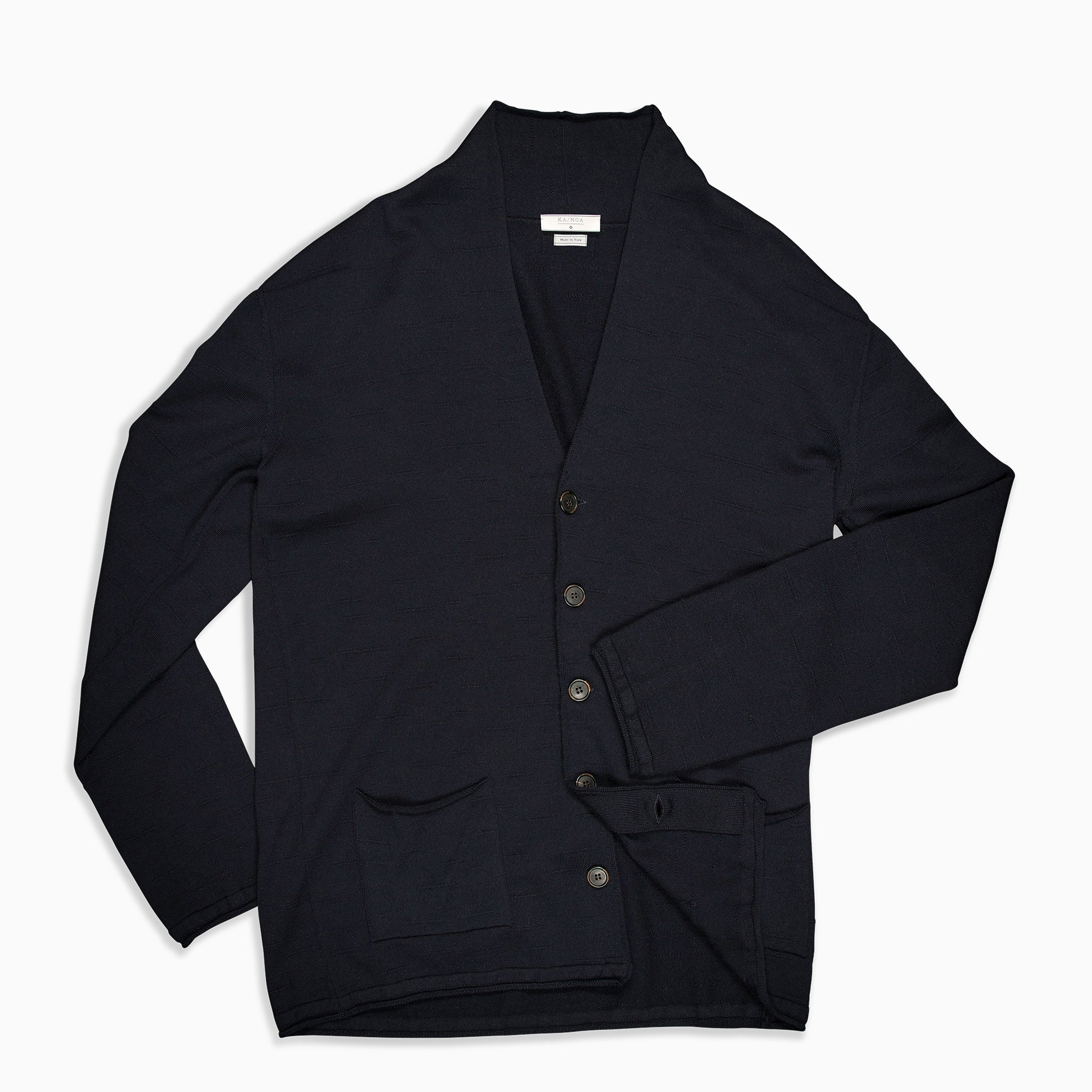Anastasi cardigan (Dark Blue)