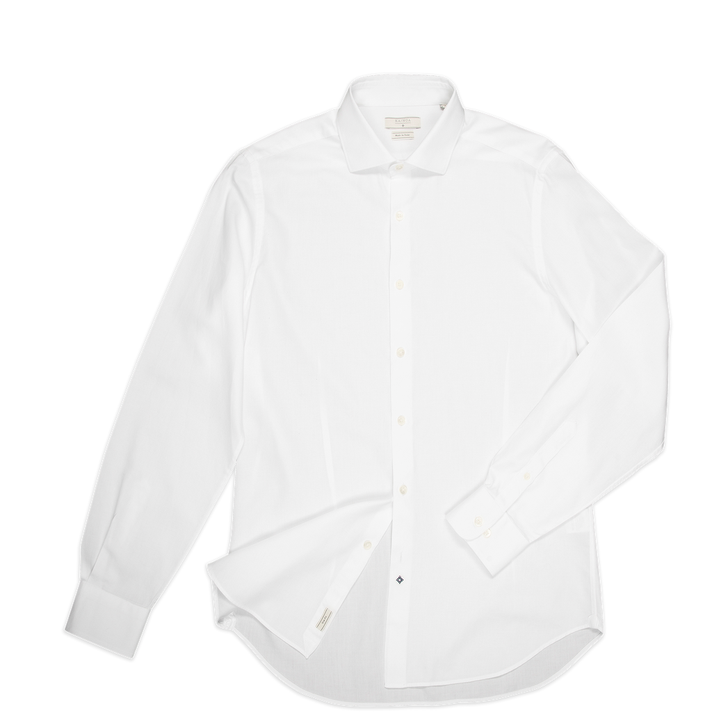 Clamenc shirt (structured cotton)
