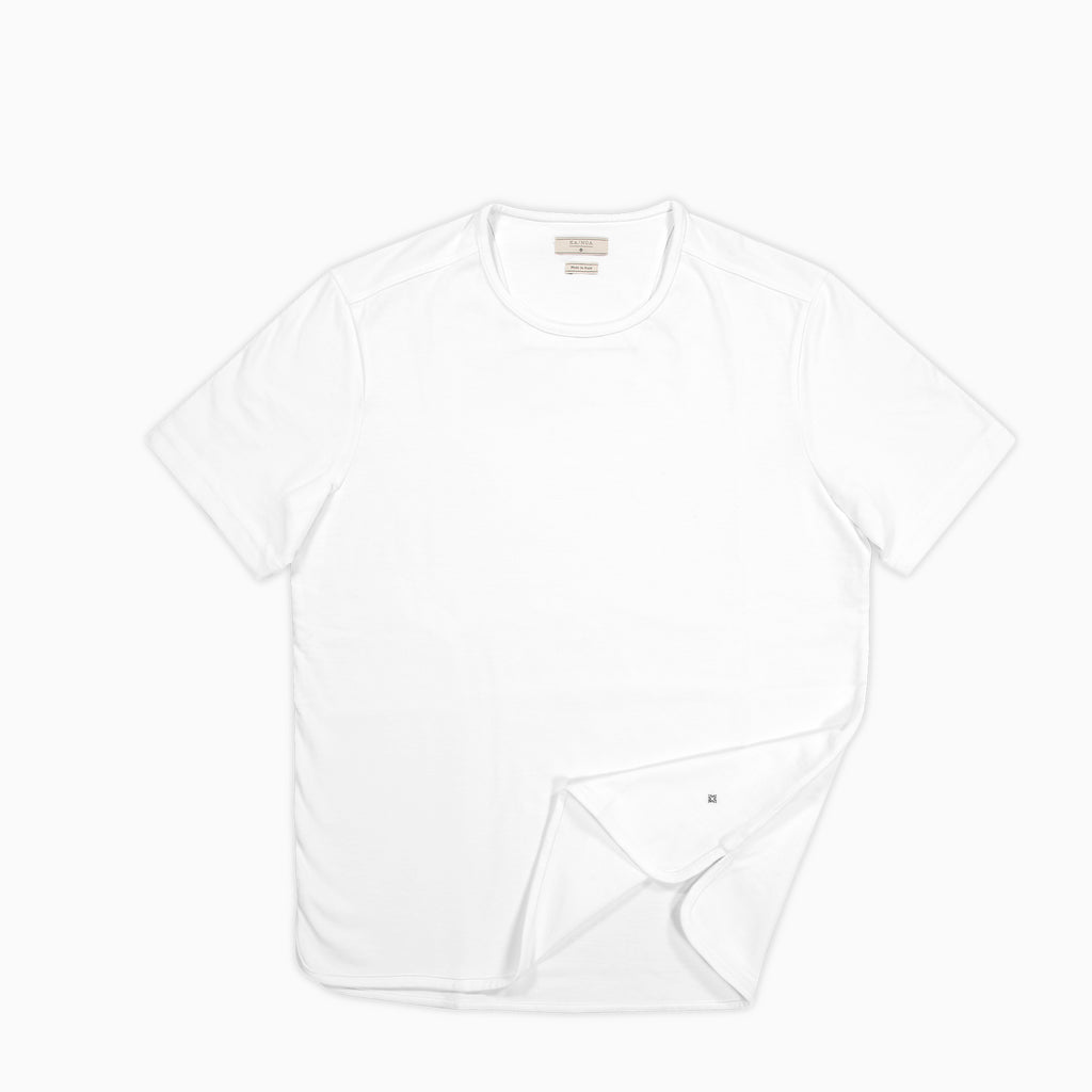 Alaric t-shirt short sleeves (white)