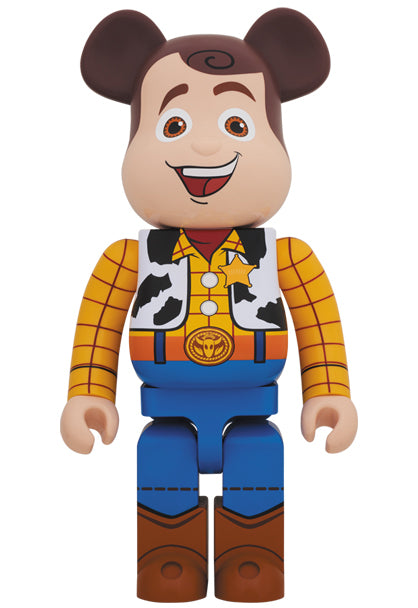 BE@RBRICK WOODY 1000%