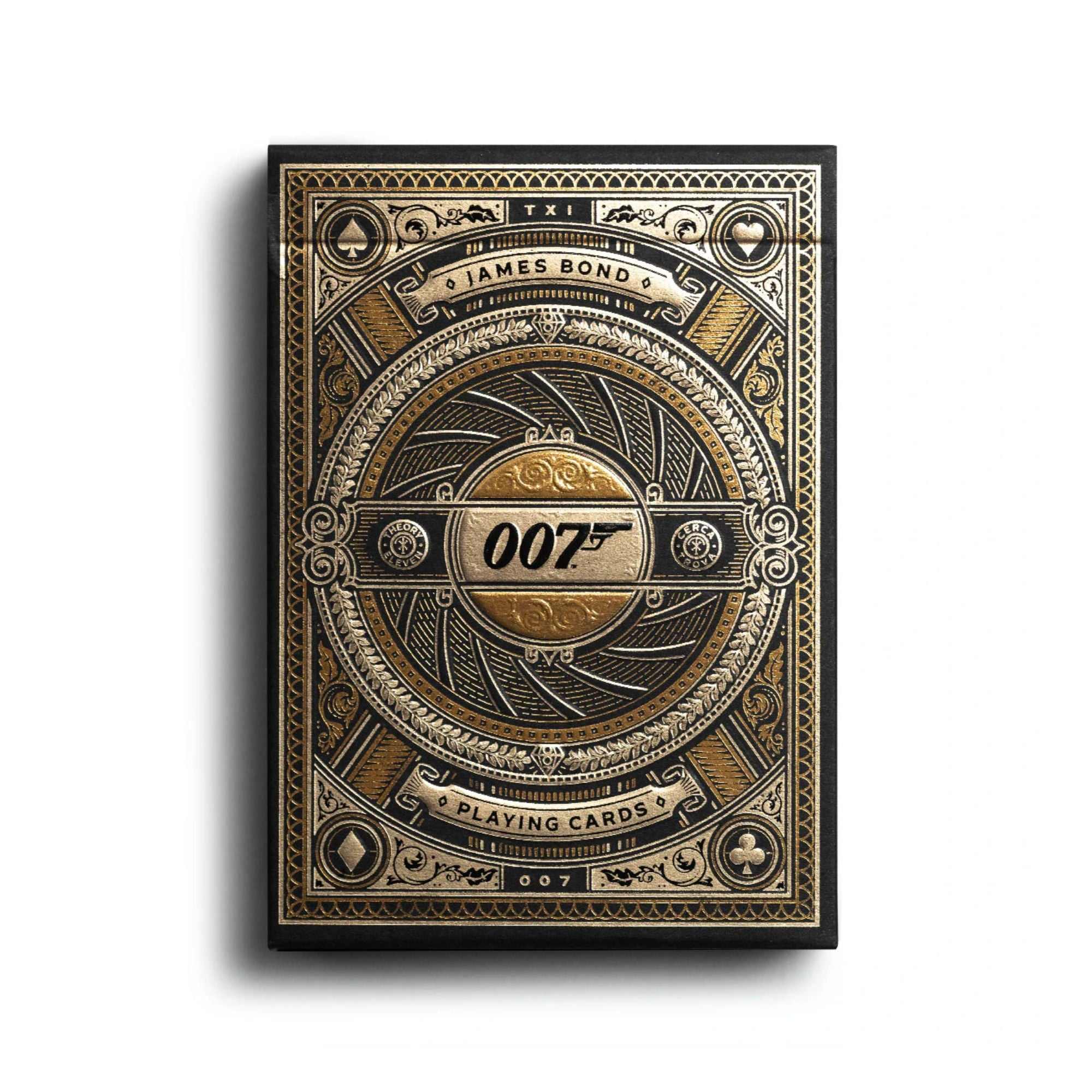 Theory11 James Bond 007 Playing Cards