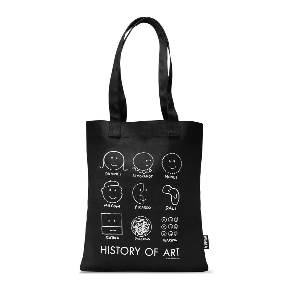 Moma History of Art tote bag