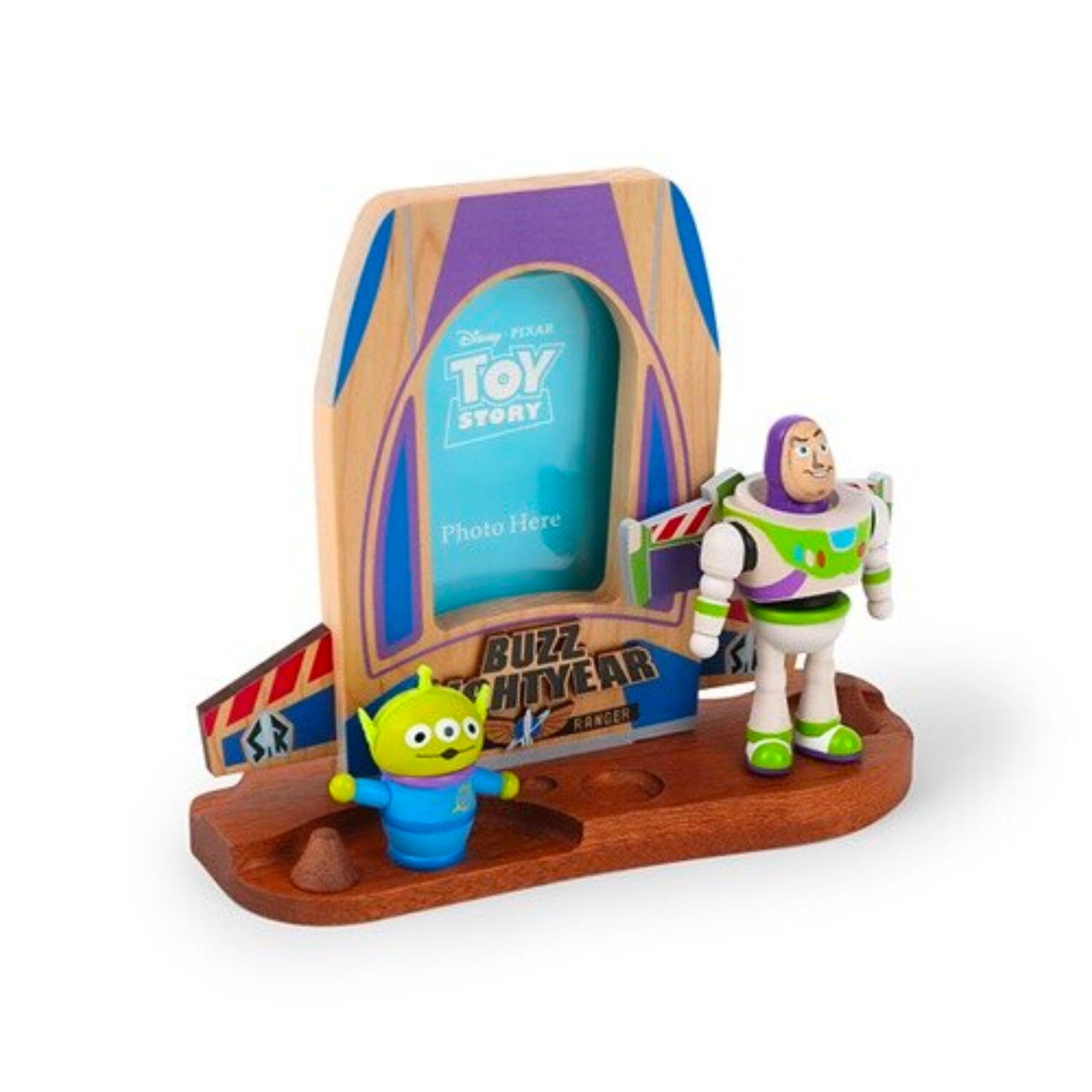 Wooderful Life photo frame, buzz lightyear