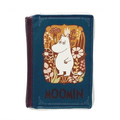Moomin Book Cushion