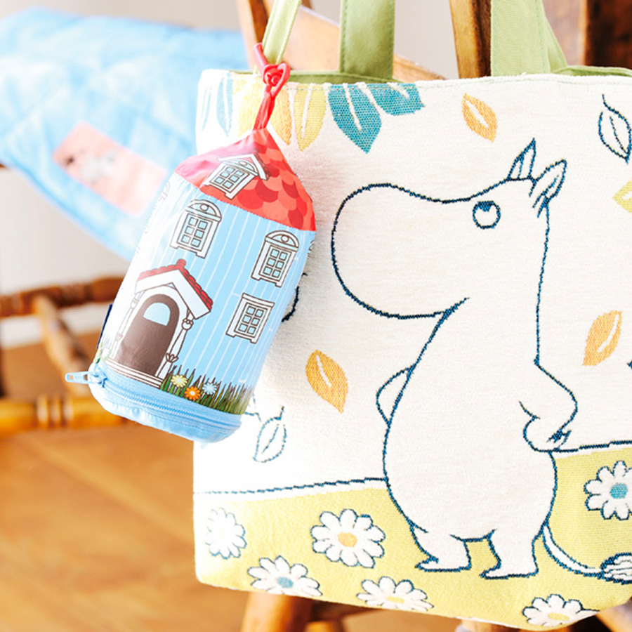 Moomin Mini Lap Blanket