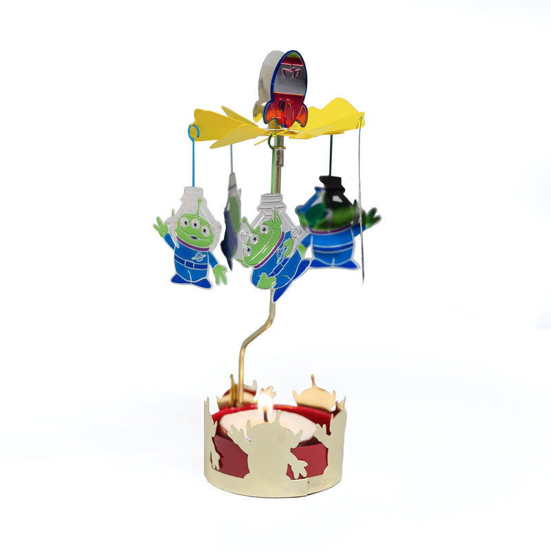 Toy Story Alien Rotary Candle Holder Small