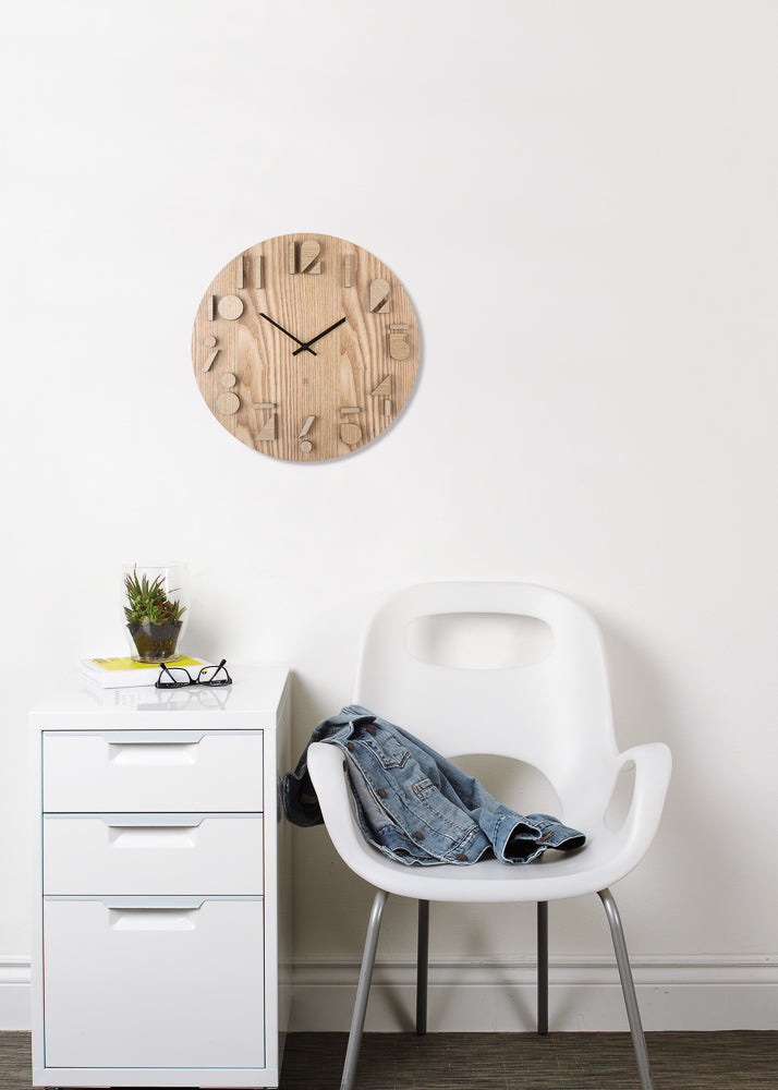 Umbra Shadow Wall Clock