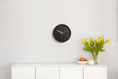 Umbra Rimwood Clock