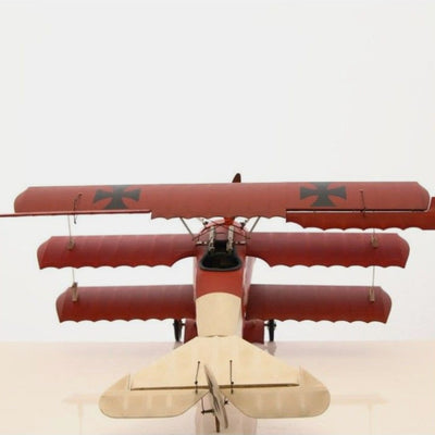 Authentic Models BV Desktop Fokker Triplane