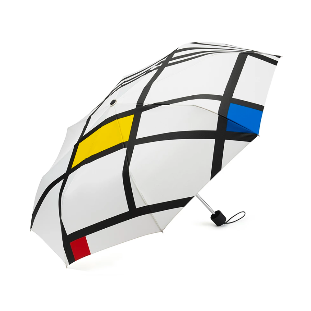 Moma Mondrian Mini Folding Umbrella Ø93cm