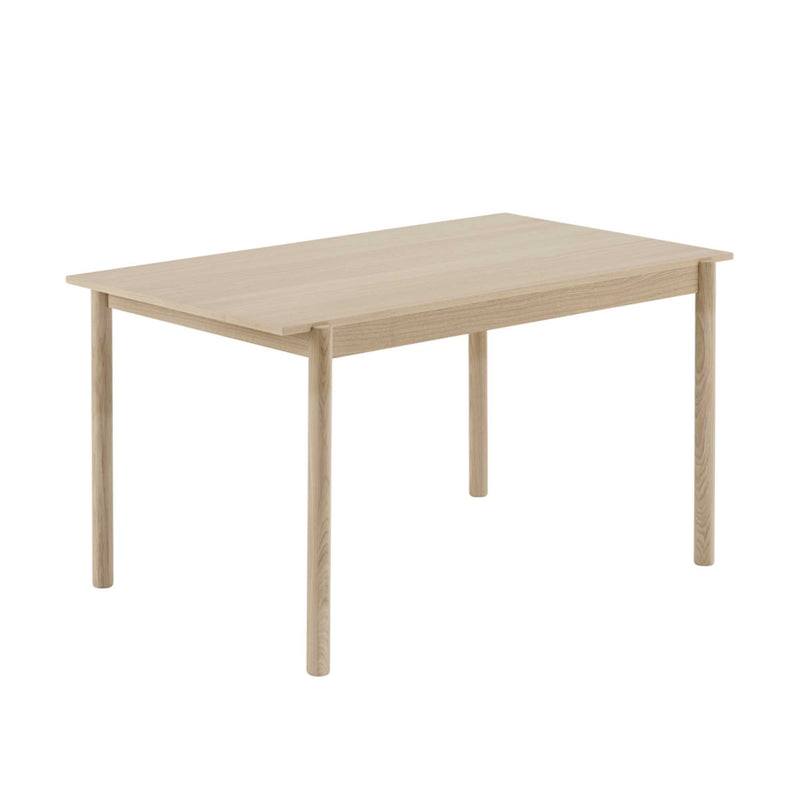 Muuto Linear Wood table 140 * 85 cm, oak