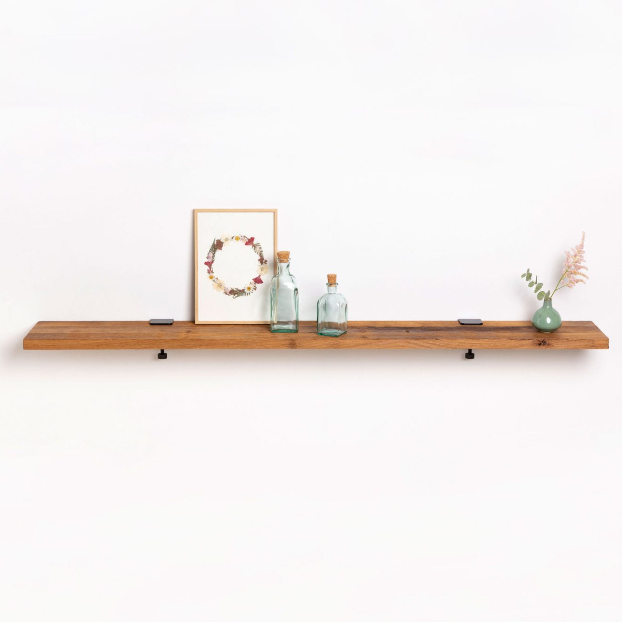 Tiptoe Reclaimed wood shelf, 150 * 20cm