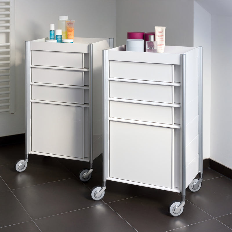 Studio Domo Ally HF Trolley , White