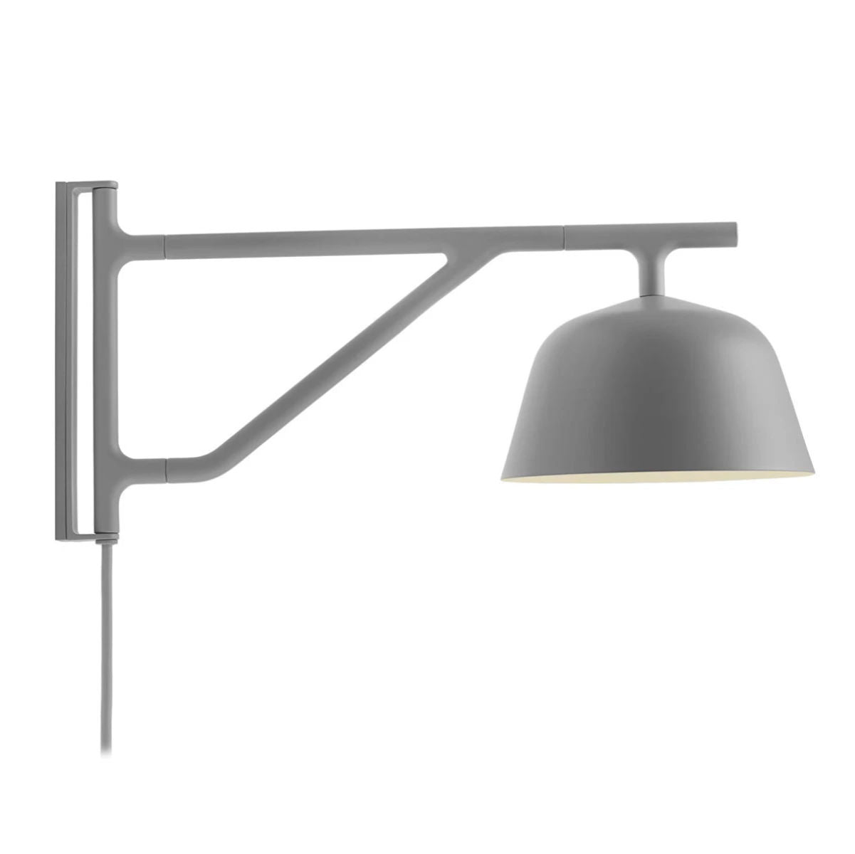 Muuto Ambit wall lamp, grey