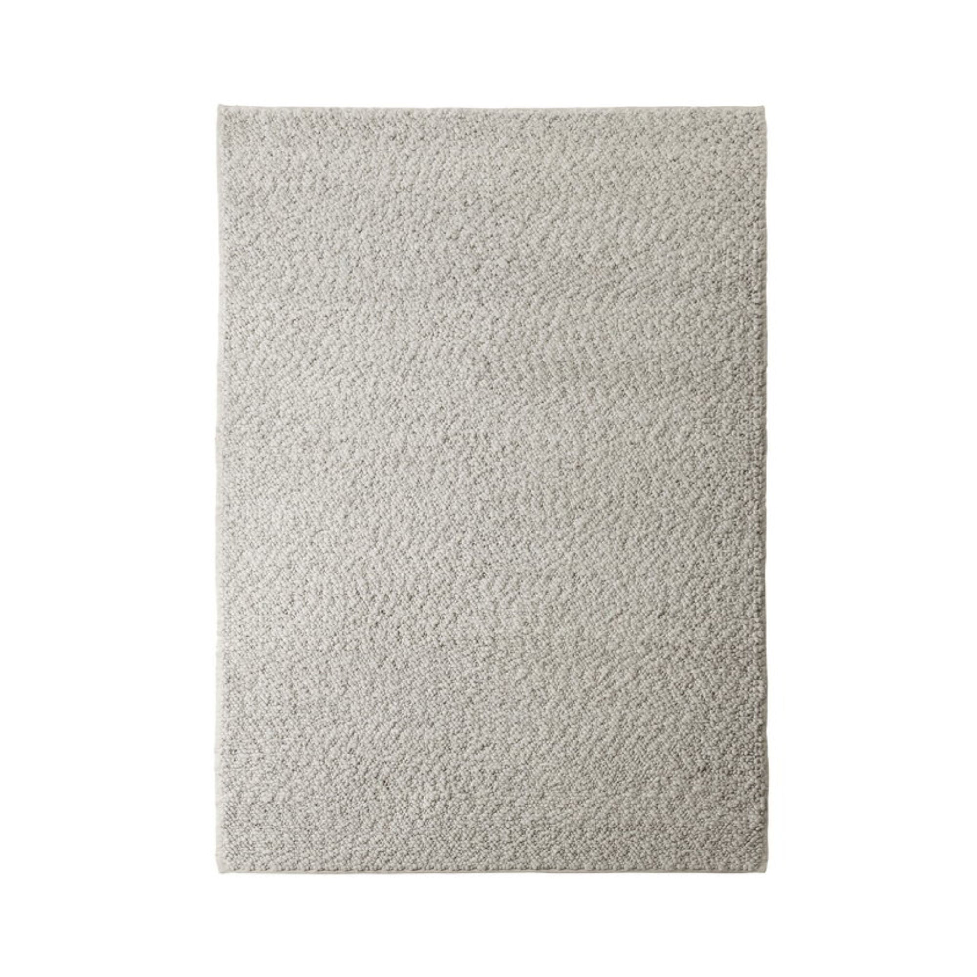 Menu Gravel Rug 170x200cm , Grey