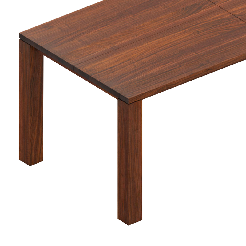 Vitamin Design Butterfly Extendable Table Walnut L140-200xW90cm
