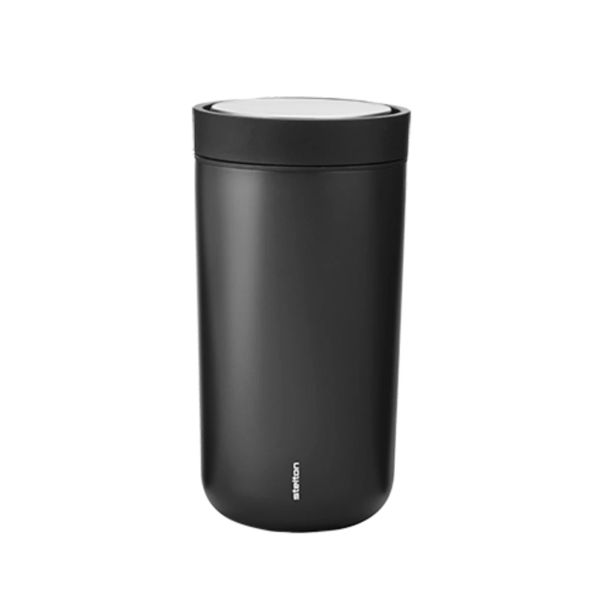 Stelton To Go Click Mug 200ml , Black