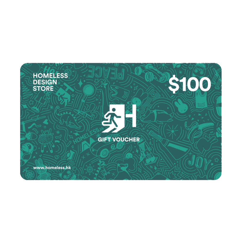 Homeless Store E-Gift Cards for Online Store