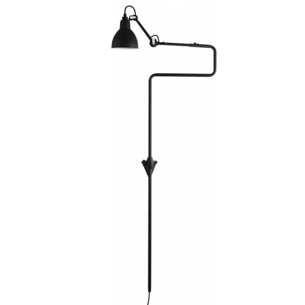 DCW Lampe Gras N°217 XL In and Out Wall Lamp