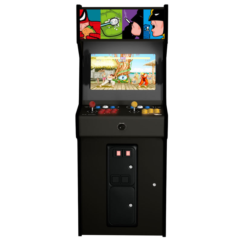 Neo Legend Arcade 2.0, mini, cat pacifier