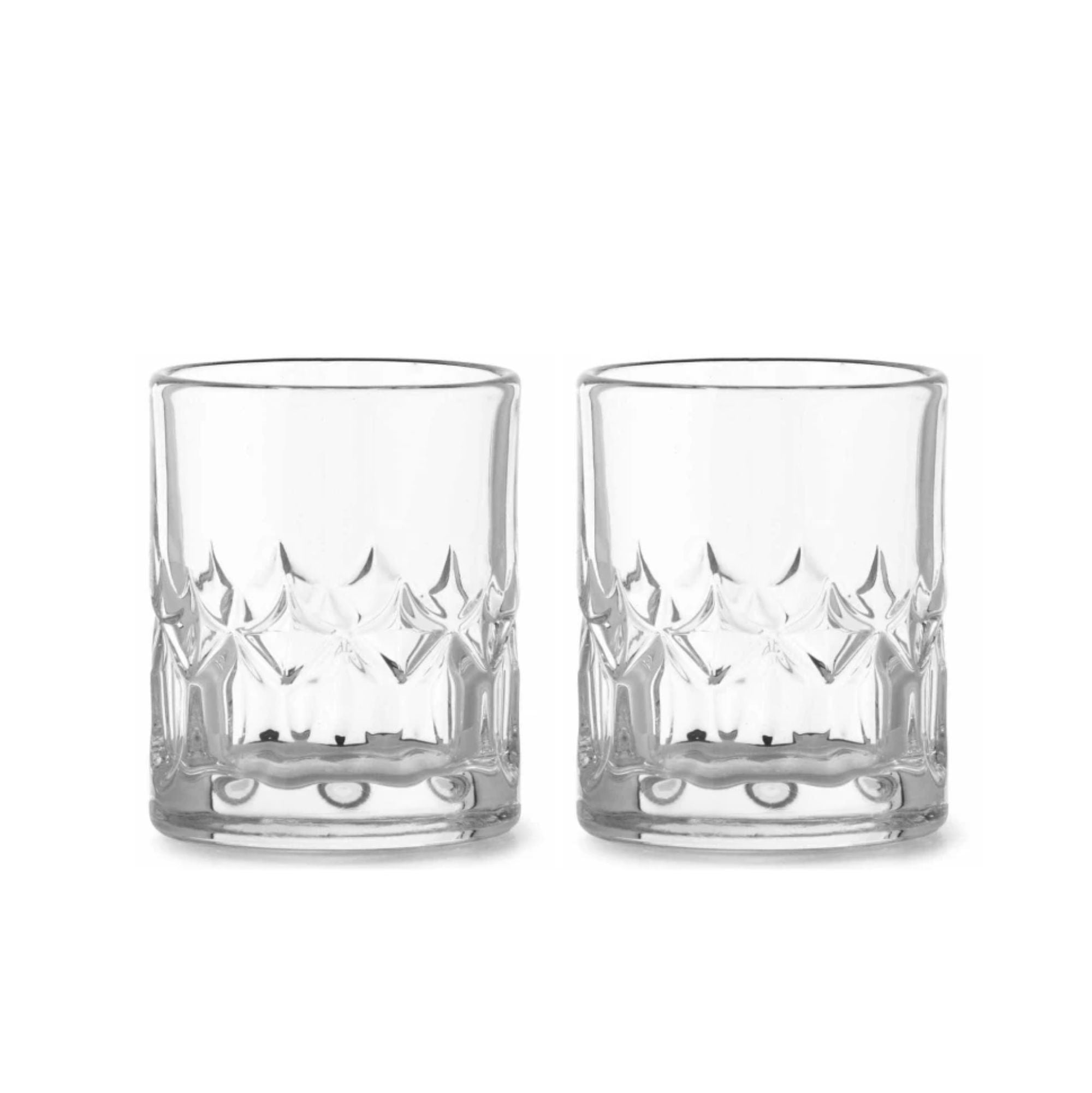 Normann Copenhagen Tivoli Spirit glasses, 23 cl, set of 2