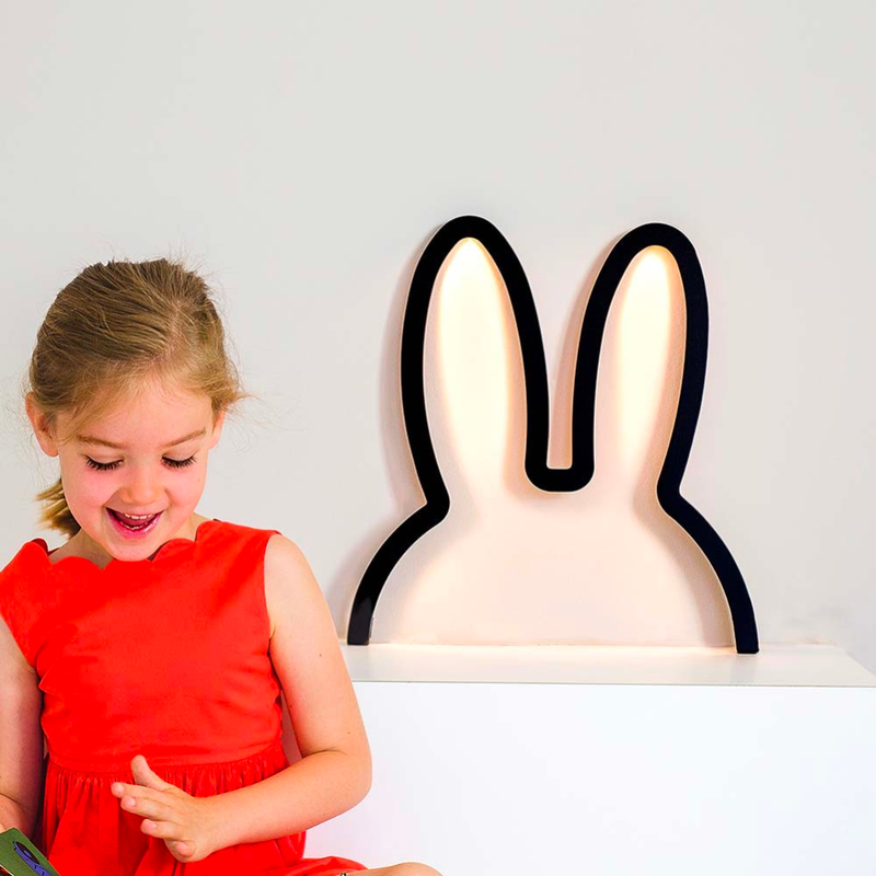 Miffy Head Shape Mood Light