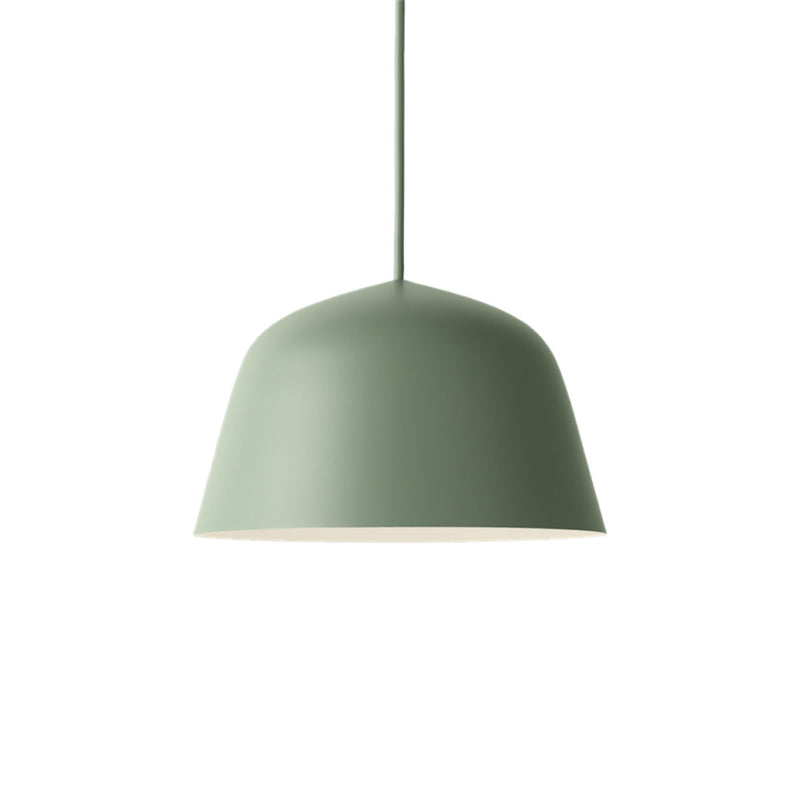 Muuto Ambit pendant lamp, dusty green