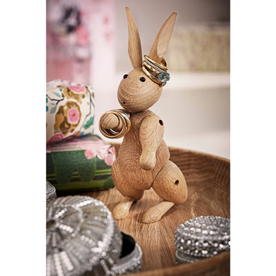 Kay Bojesen Wooden Rabbit