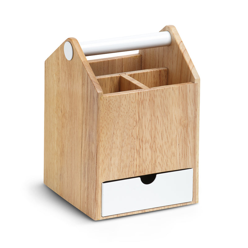 Umbra Toto tall storage box, natural