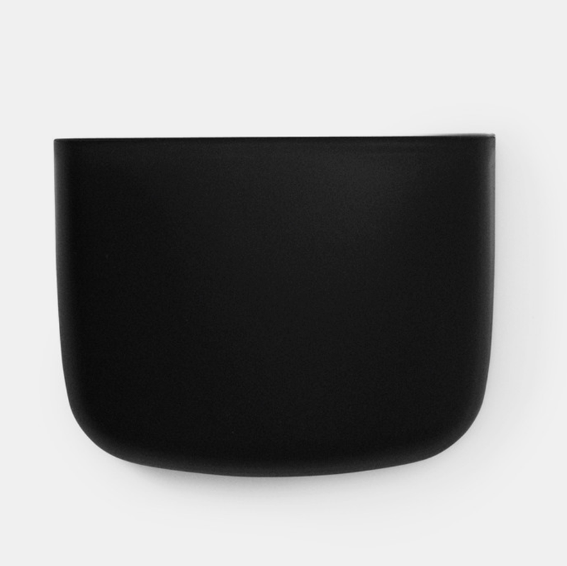 Normann Copenhagen Pocket Organizer 2 . Black