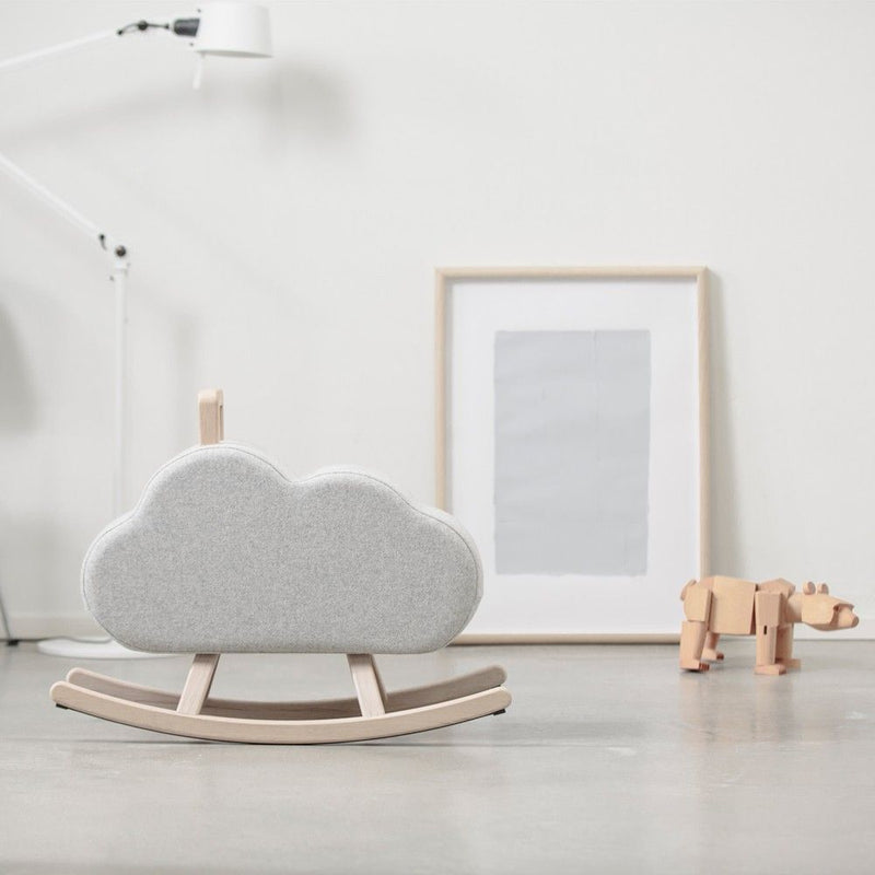 Maison Deux Iconic Cloud Rocking Horse