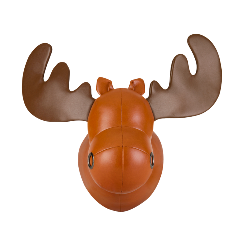 Zuny Large Wall Trophies Moose Rudo