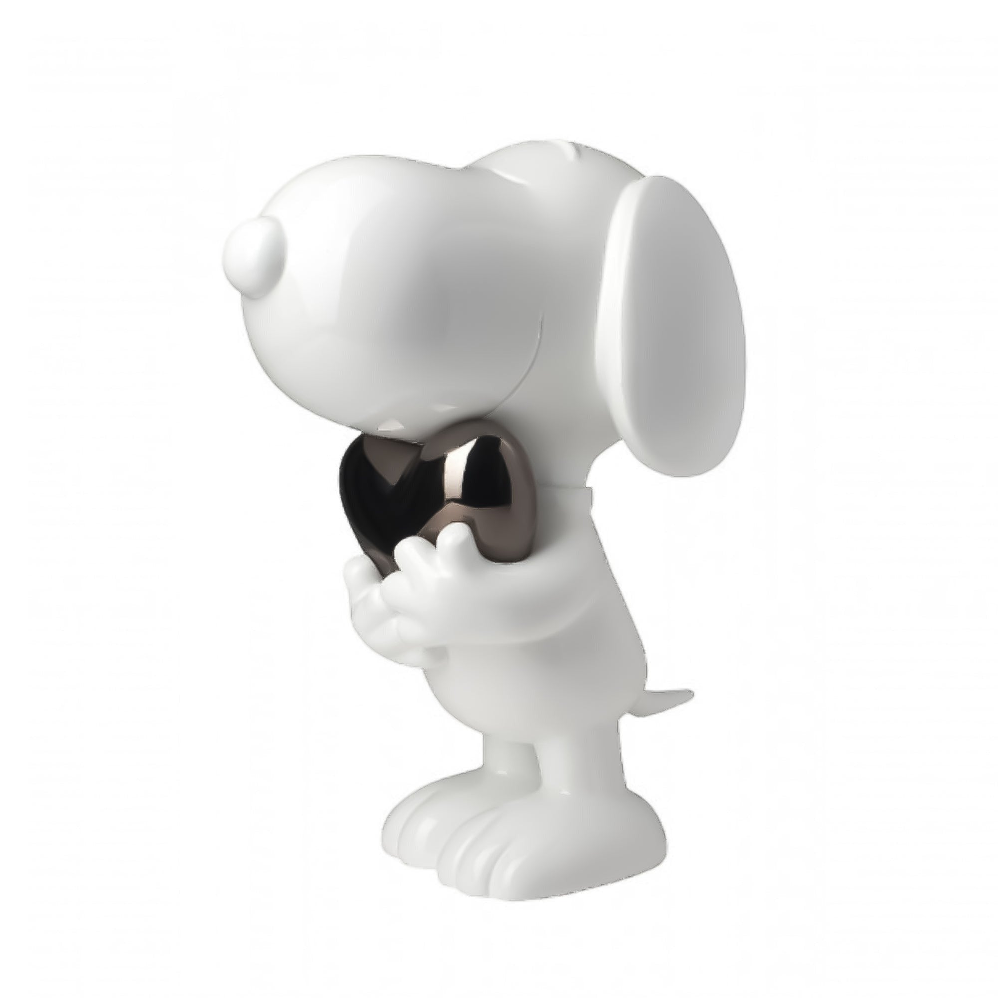 Snoopy Heart Platinum 70th Anniversary