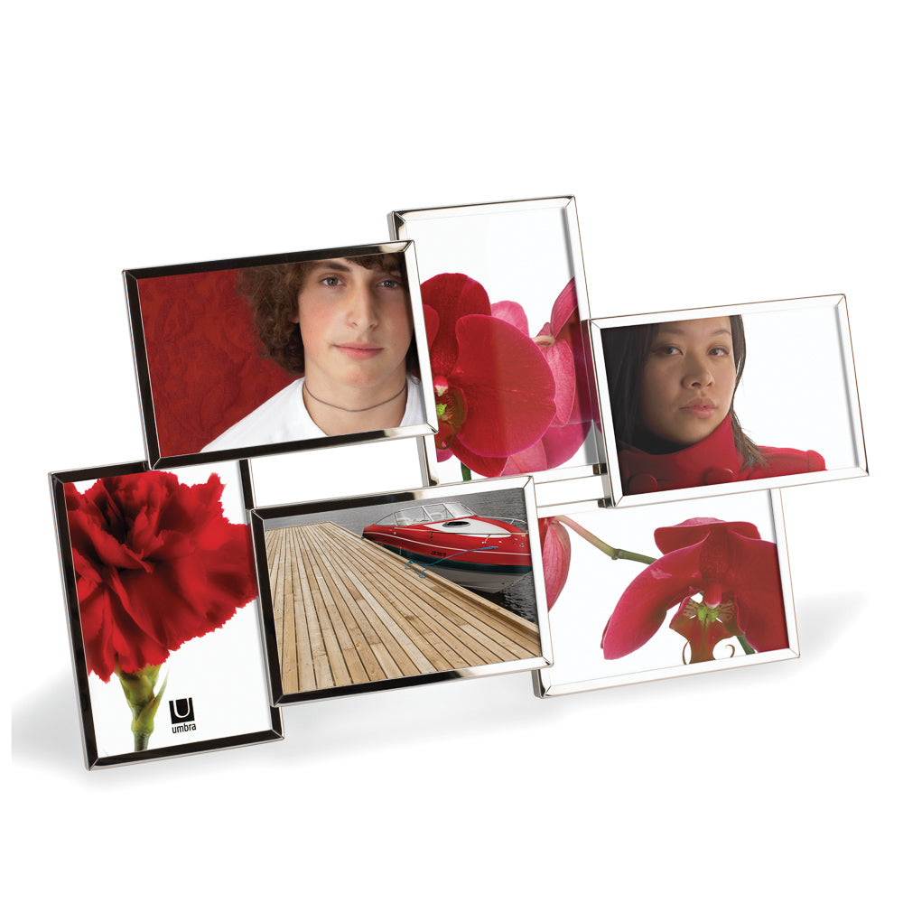 Umbra Flo Multi Photo Frame