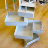 Magis 360° Container by Konstantin Grcic 5 Drawers Bordeaux