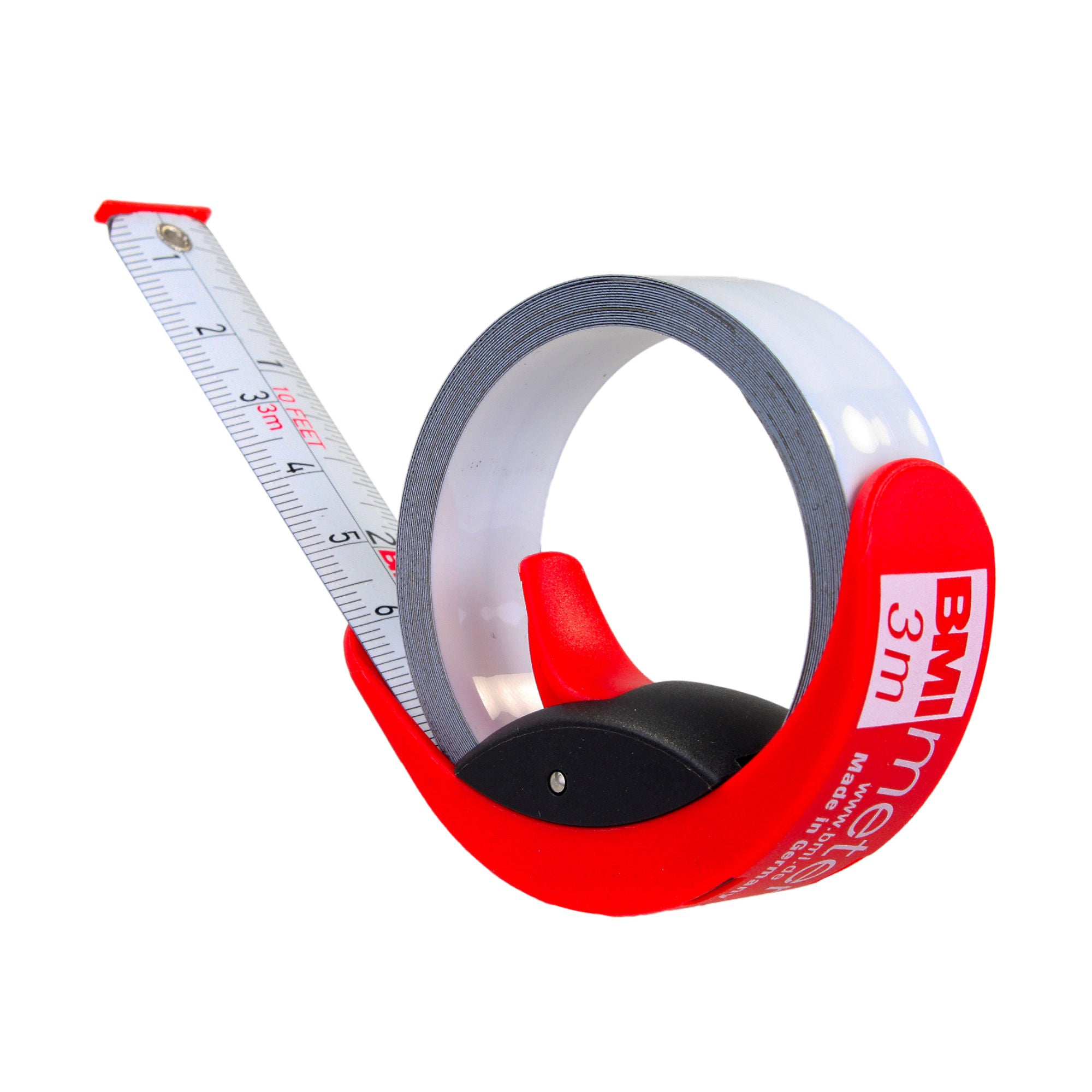BMI Meter 2-in-1 Tape Measure and Ruler 3m/10ft