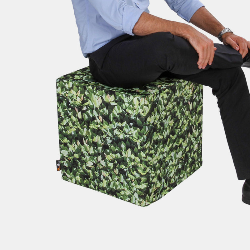 Mero Wings Hornbeam Silk Soft Seat Stool . Single